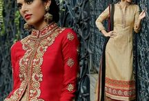 Embroidery Partywear Suit