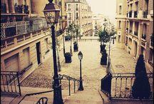A Movable Feast / Paris.
