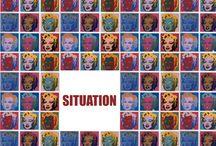 III. Décomposition - Recomposition / situations / Deuxième section du troisième chapitre du Web s'habille en Prada
