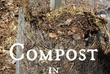 Everything green / Composting, herbs and veggies, gardening