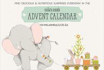 Mila's Meals Advent Calendar