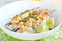 Seafood Dishes / We love fresh seafood, especially because fish is an essential part of the Mediterranean Diet!