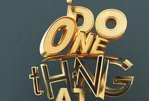 typography next level
