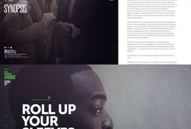 Sport branding for web based project