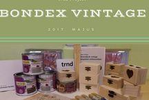 Bondex Vintage Project / trnd project, melynek során kipróbálhattam Bondex Vintage termékeket.