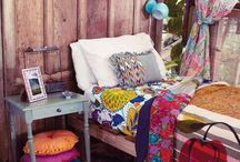 Bohemian Woodland Room Ideas / by Twice Lovely