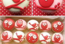 Cupcakes / Inspiration for future baking ideas