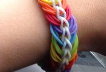 rainbow loom / by Angela Koch