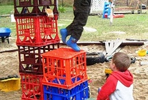 Risky Play #riskyplay #adventerous play #challenge #play #children #fun