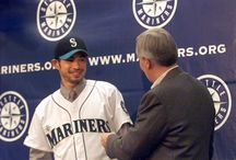 Ichiro's career as a Mariner / Seattle Mariners All-Star outfielder Ichiro Suzuki was traded to the New York Yankees on Monday. This album looks back at his career as a Mariner. / by Seattle Times