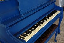 how to make the piano look pretty