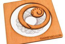 Spirograph / Espirografo /Espirales / Spirals