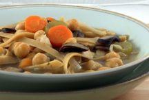 Plant-Based Soups