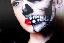 makeup effects / by Keri Herdman