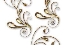 B.J. - ORNAMENTY  /  http://aroncin2.blog.cz/rubrika/ornamenty / ornamenty pro tvoření grafiky