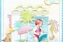 Scrapbook Ideas / by Marsha De Ruiter
