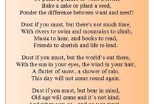 Poems, quotes and sayings