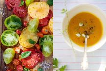 Healthy Eating yum yums + advice / by Suki Berry