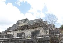 Mayan Ruins / Ambergris Caye, San Pedro, Belize Photography courtesy of Kase Jameson / by Golda Vanchipurakel
