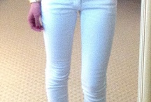 White Pants Outfit & Co