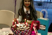 Snukumi's Monster HIgh Bday / by Mayda Garcia