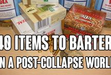 Barter Items that will come in handy.