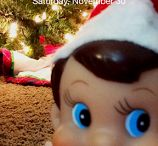 Elf on the Shelf / by Alaina Crowder