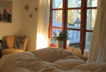 Cozy,Comfy,Perfect~~~~ / Comfy spaces and places you never want to leave.