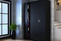 Wardrobes - 4 doors