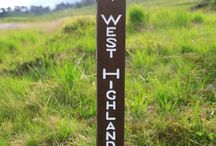 West Highland Way / Memories of the West Highland Way, completed 2015