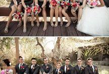 Various wedding photo ideas