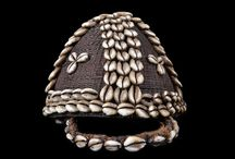 Hats / Ancient tribal hats that were worn by mainly chiefs or kings