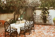 outdoor spaces / by Anna Stock-Matthews
