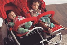 Double Trouble... double strollers & accessories / My favorite Double Strollers on the market!