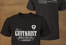 Guitarist Created to Worship / Let this gear represent your passion for music and the way you're using your skills to worship God. Sharing your talent inspires many people and wearing this hoodie proudly will inspire them more. Reserve one now!  Click here to purchase >>> http://discipletee.com/store ** Tag, and Share With Your Friends! **