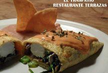Desayunos / Deliciosos desayunos del Trapatio