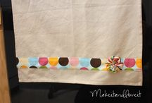 Fabric Crafts / by Jackie Scraps