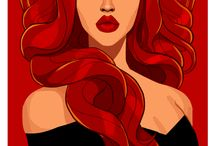 Adore my queen