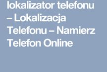 LOKALIZATOR TELEFONU