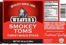 Weaver's & Godshall's Meat!