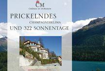 Traumanwesen in Graubünden / Top-Immobilienobjekte im Kanton Graubünden