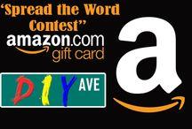 Contests / DIY Avenue Website Contests!
