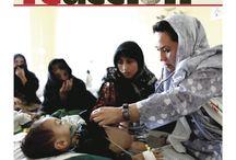 Revista Reacción / Publicación digital de Médicos Sin Fronteras en México para toda Latinoamérica.