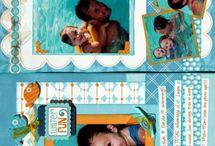 Scrapbooking pool