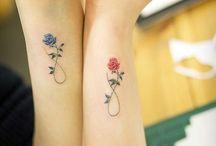 Søster tatto