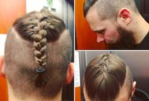 Nordic Hairstyle