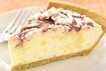 Desserts / In the mood for something sweet? MIRACLE WHIP can satisfy. No, really. #proudofit