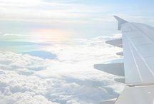 Uçak&Gökyüzü