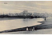 Staré fotky / Staré fotografie. Pohlednice. Města. Památky.