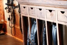 STABLES TACK ROOM
